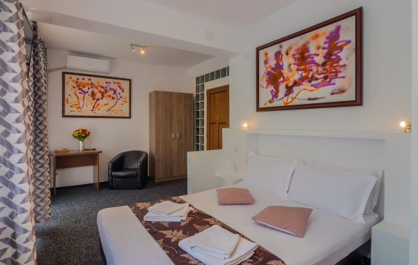 Superiour Double Room with Dinner and Airport Transfer